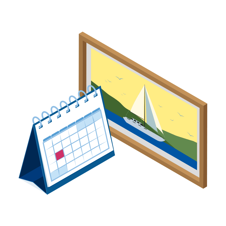 カレンダー・ポスター