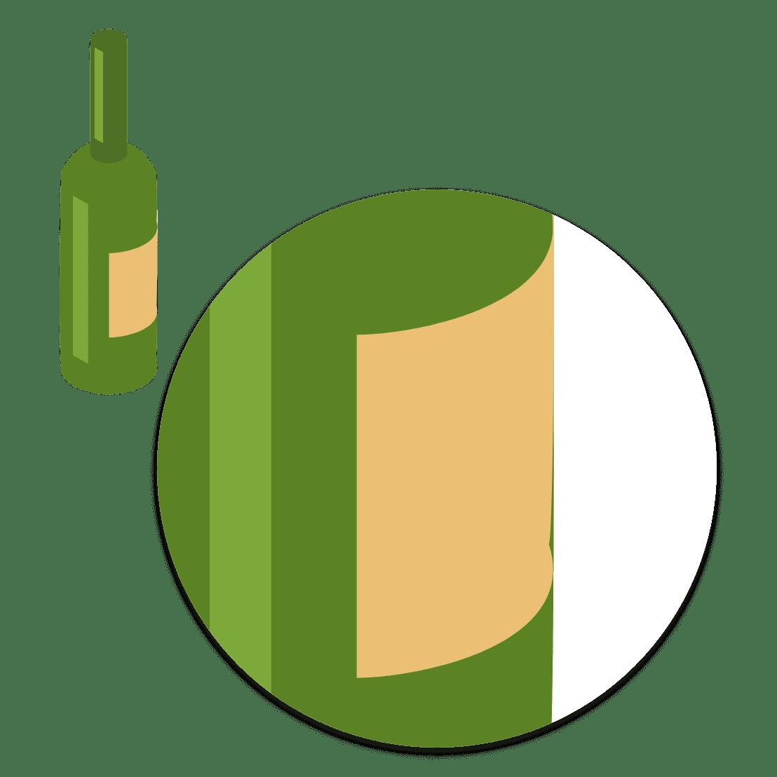 お酒のラベル